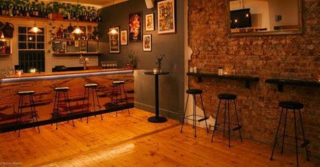 The Joanie's Baretto's Upstairs Venue