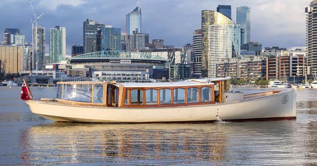 The Elegant Private Charter Boat