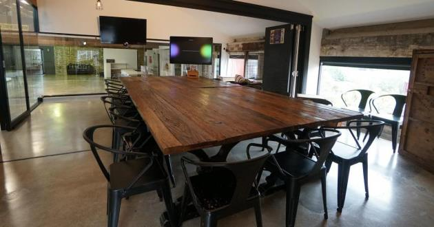 10 Seater Thrive 360 Boardroom Space