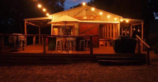 Bonfire Station Microbrewery Bar