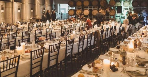 Winery Barrel Multifunctional Space- Exclusive Hire