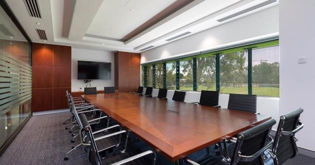 16 Seater Boardroom in Greenslopes