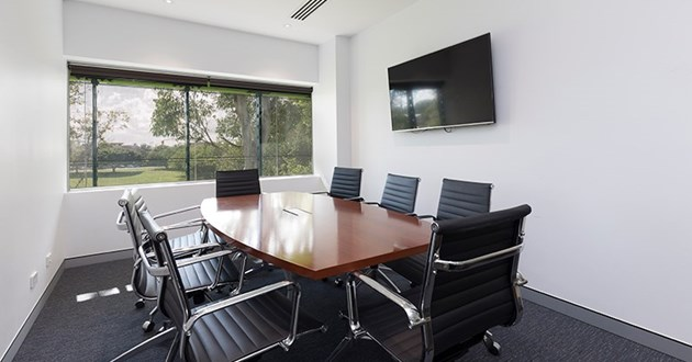 8 Seater Meeting Room in Greenslopes