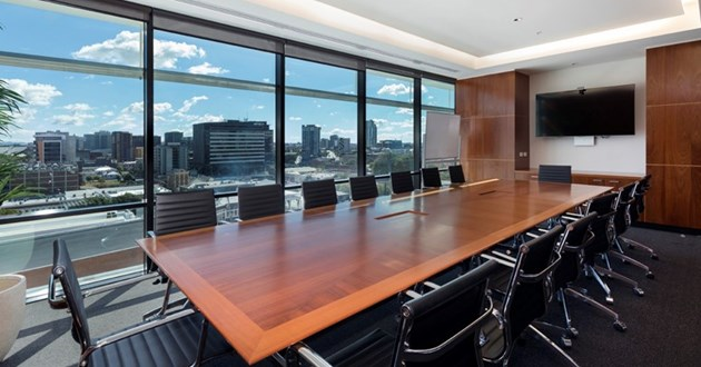 16 Seater Boardroom in Fortitude Valley