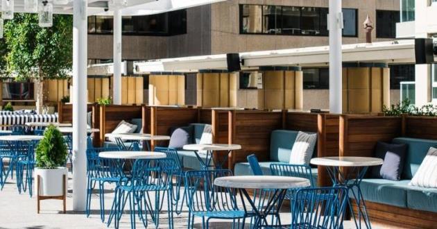 Inner Sydney Rooftop Area