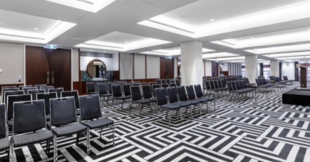 Full Meeting Room Space