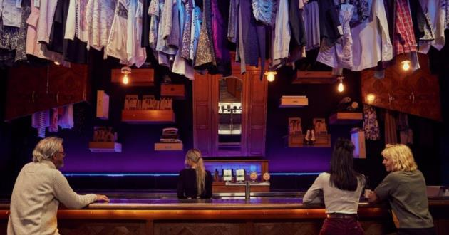 Worlds First Op Shop Bar, Exclusive Use