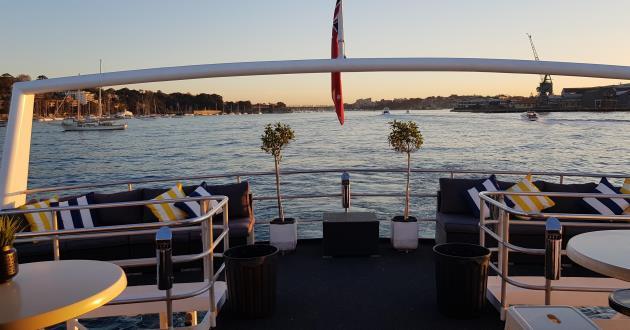 MV Supercat - Sydney Event Cruises