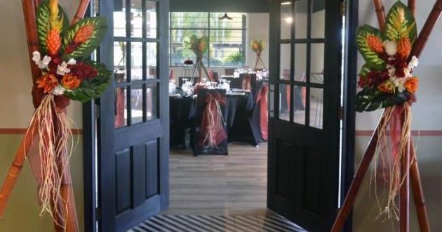 Di Lusso Private Dining Room