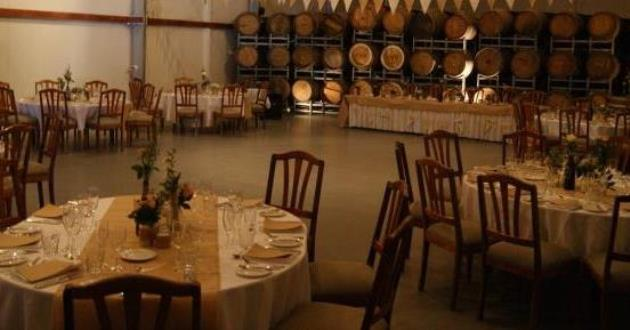 Wine Cellar Function Space