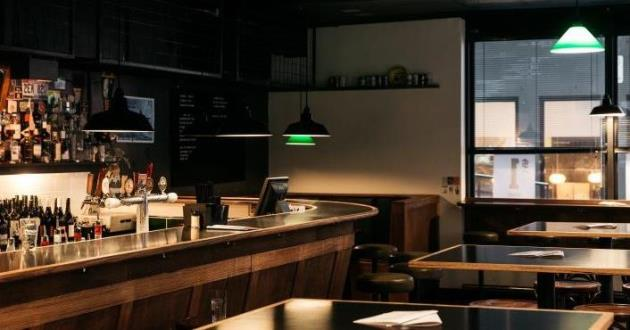 Exclusive Modern Bar Venue