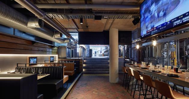 Full Court / Brew Bar