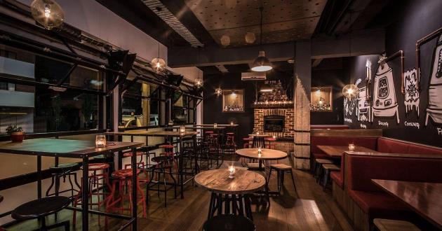 The Windsor Alehouse's Brewroom