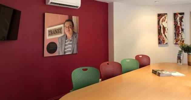 Kevin Cook Boardroom