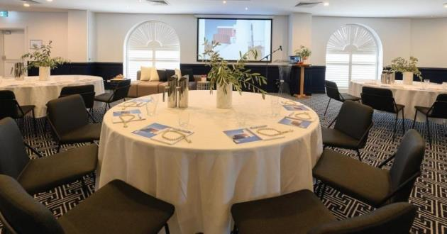 Natural Light Filled Large Event Space
