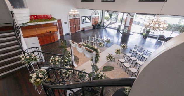 Foyer - Ceremony