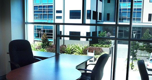 Day Office by Brisbane Airport