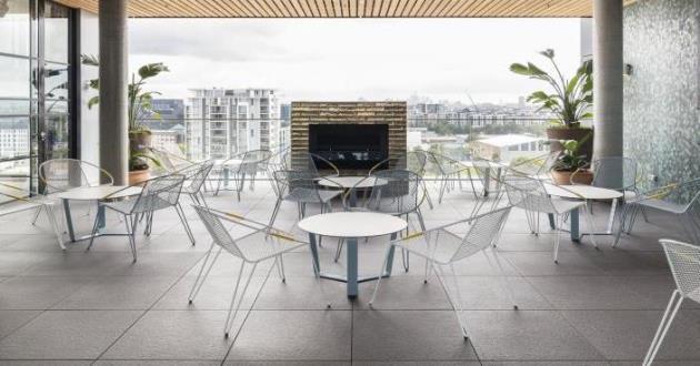 Penthouse Outdoor Terrace