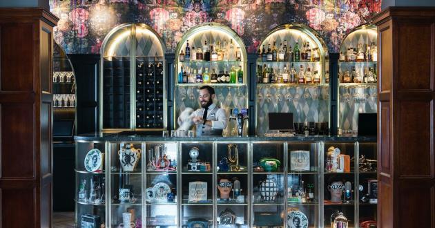 The Inchcolm Bar