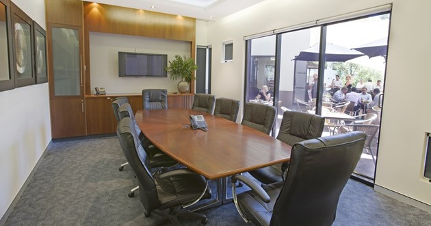 10 Person Boardroom in Eight Mile Plains