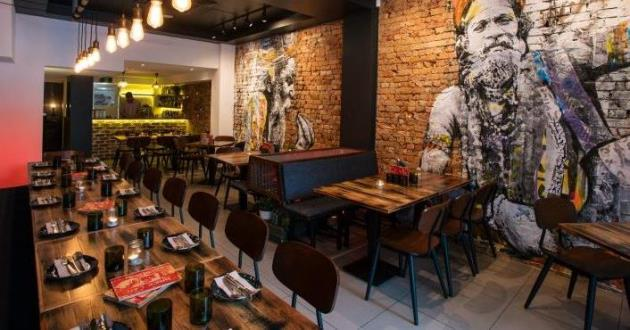 Modern Indian Eatery -  Exclusive Venue Use