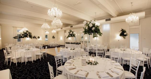 Cropley House - Elizabeth Room