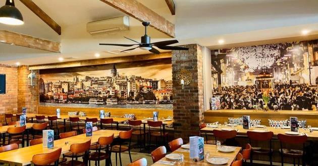 Turkish Grill & Meze Bar