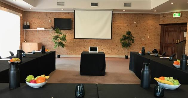 Waterfront Event and Conference Space