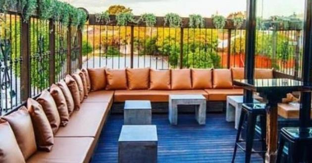 Hot Spot Exclusive Rooftop