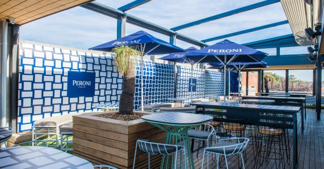 Rooftop Lounge and Bar