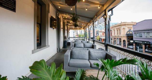 Rundle Street Bar + Balcony