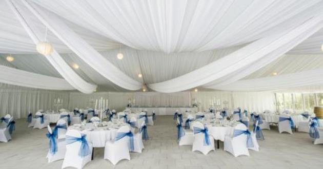 Cypress Lakeside Marquee
