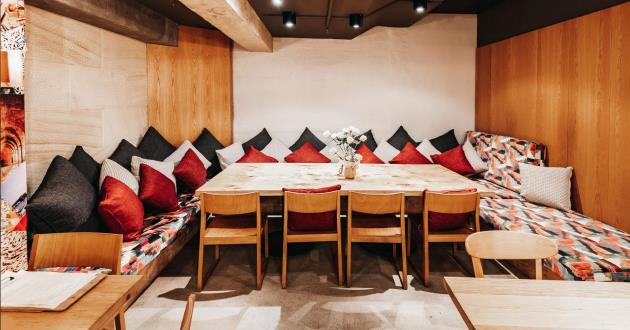 A Fusion of  Lebanese and Japanese dishes Restaurant