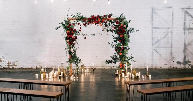 An Industrial Rustic Warehouse