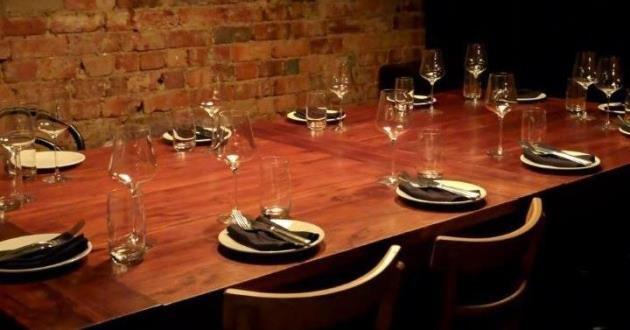Cozy Private Dining Room