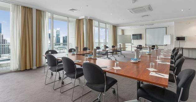The Yarra View Conference Room