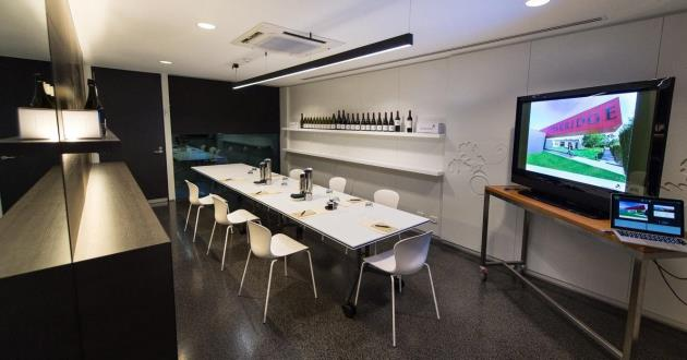 Maggies Tasting Room Ideal for Private Dining