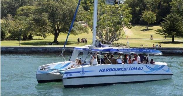 Harbourcat Party Boat 21-33 Pax