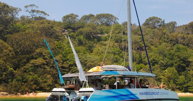 Harbourcat Party Boat Hire