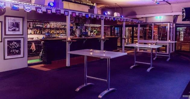 Function Room with an Exclusive Bar