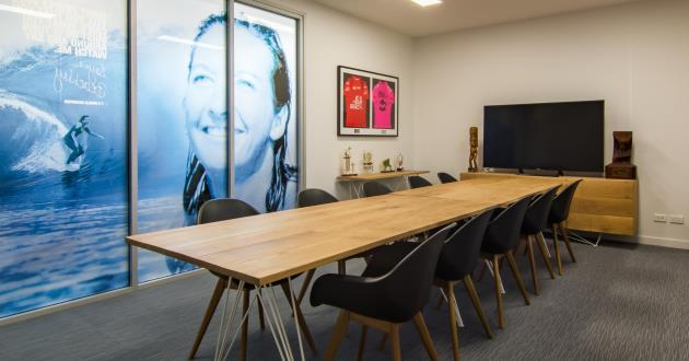 Layne Beachley Meeting Room