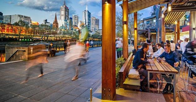 Front & Bar Terrace