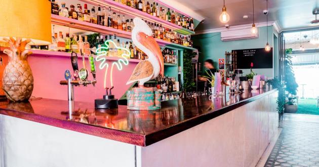 Beer Garden & Lounge