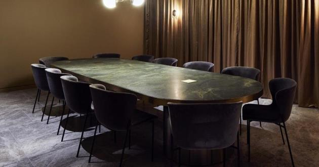 The Exquisite Private Dining Room