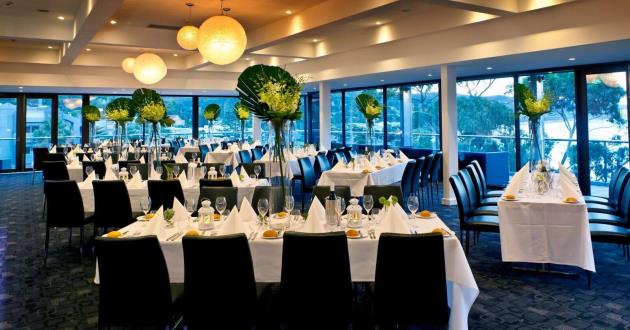 The View Function Room