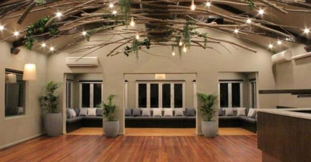 Function Room and Entire Venue