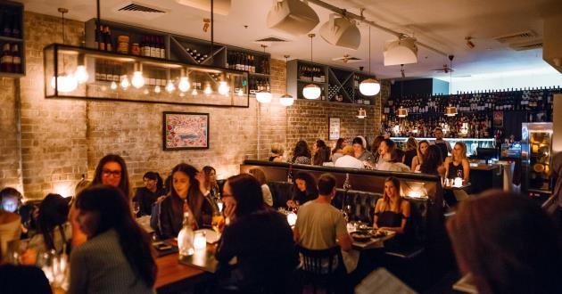 Hip Hop Inspired Restaurant Exclusive Hire