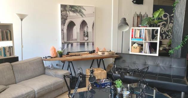 New York Loft Style Studio Space