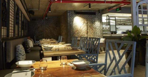 Private Dining Space in Melbourne St.