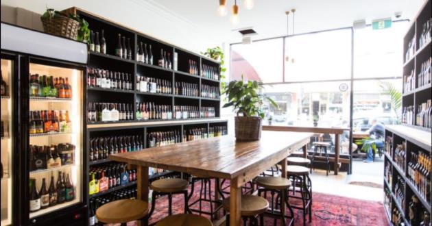 Victoria's Best Beer Store